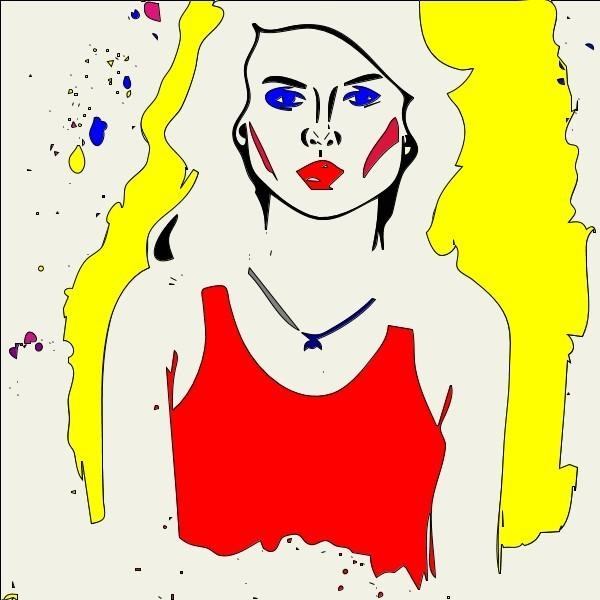 Debbie Harry by Martine76